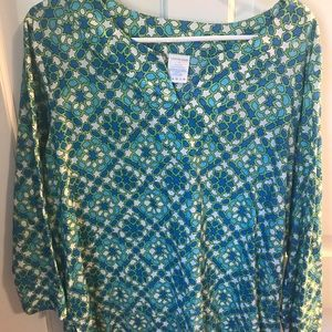 Lands End tunic 18